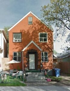 4 BR + Den on Hallet, Available Dec 1st
