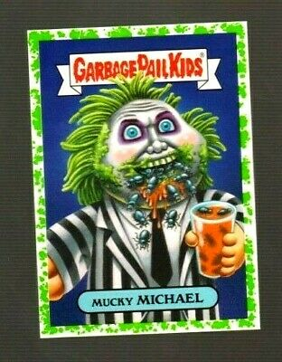 2018 Garbage Pail Kids The Horr-ible