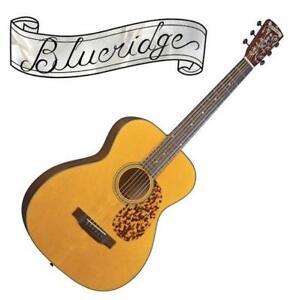 NEW BLUERIDGE ACOUSTIC GUITAR BR-142 139762296 BR-142 000 NATURAL