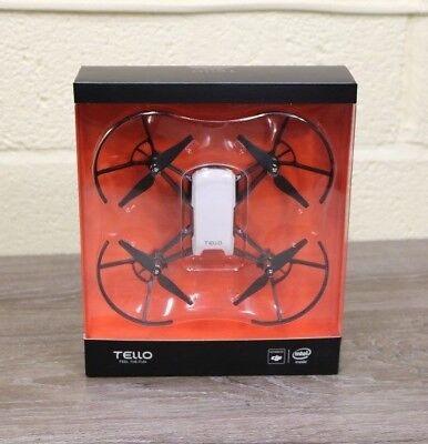 DJI RYZE Tello Drone Quadcopter - Reach-me-down