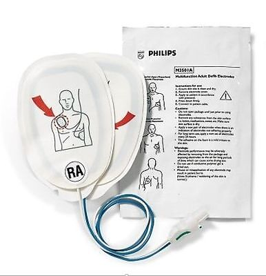 (Philips - M3501A Adult/ Child Multifunction Defib Pads, AAMI/IEC)