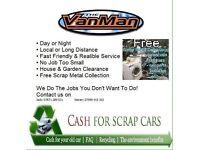 CASH FOR ACRAP CARS VANS CARAVANS