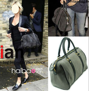 Fashion-Gossip-Girl-Boston-Shoulder-Aslant-Bag-Handbags-Tote-Purse-Bag-New