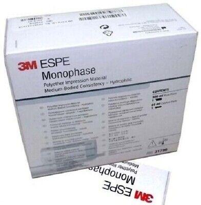New 3m Espe Monophas Impregum Penta Medium Single Pack - Free Shipping