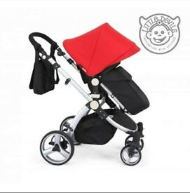 3 in one push chair