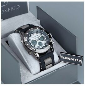 Globenfeld V12 Watch, stunning looking, brand new with box. RRP £435. (FINAL REDUCED OFFER)