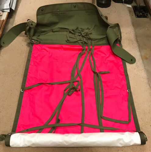Roll-up Stretcher, Portable, Emergency Rescue