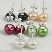 Natural color  vs Treated-color Black pearls