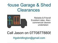 House Garage and Shed Clearances