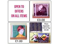 CD'S FOR SALE ~ SAM SMITH, CATHY DENNIS ETC