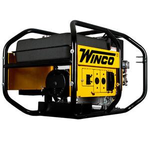 Generator diesel winco