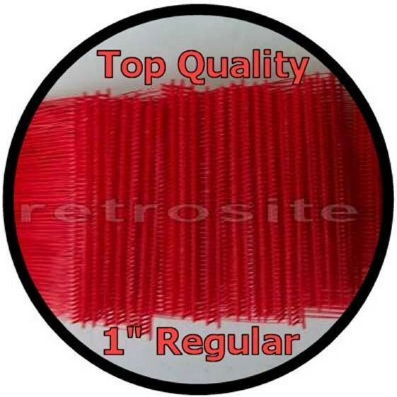 """1000 RED Price Tag Tagging Gun 1"""" (1 Inch) REGULAR Barbs Fasteners TOP QUALITY"""
