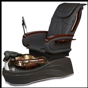 Selling 5x pedicure spa chairs