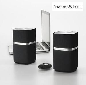 NEW BOWERS  WILKINS HI-FI SPEAKERS HI-FI SPEAKERS - PAIR 106296947