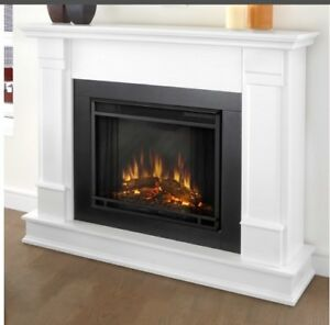 Looking for fireplace