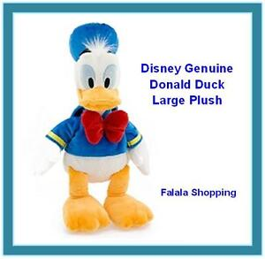 FALALA GENUINE DISNEY MICKEY MOUSE CLUBHOUSE DONALD DUCK *LARGE* 18