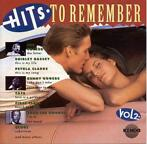 cd - Various - Hits To Remember Volume 2