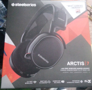 Arctic 7 Wireless Headset