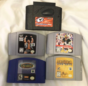 N64 GAMES FOR SALE! Lowest prices!