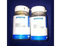 myprotein Daily vitamins 2x 60 tablets