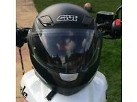 Givi hps x. 08 large e13 crash helmet