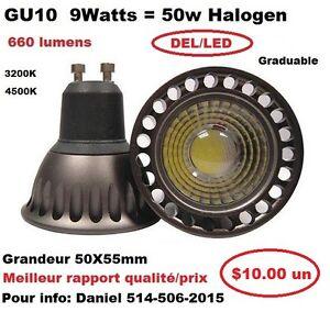 Panneau DEL/LED ultra-mince 5/8'' ou 13mm épaisseur Gatineau Ottawa / Gatineau Area image 7
