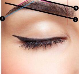 Eyebrow Technician.