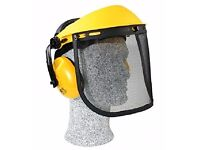 ORQ515061 Oregon Steel Mesh Browguard,Visor & Earmuffs, Ballynahinch