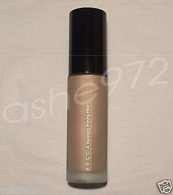 BECCA Cosmetics BACKLIGHT PRIMING FILTER 1oz 30ml FULL SIZE NWOB Auth Primer $38