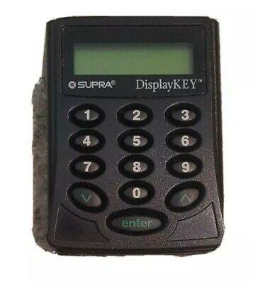 Keypad Only - Supra Key Display Key For Real Estate Electronic Lock Box