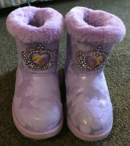 kid's princess boots