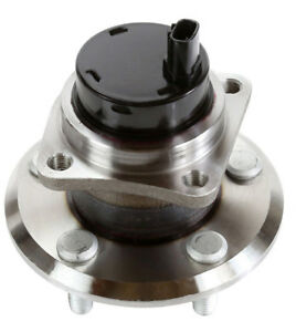 Rear Wheel Hub Bearing With ABS Pontiac Vibe Toyota Corolla.priu