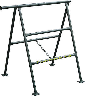 2 Brand New 3' A-Frame Folding Trestle for Scaffolding CBMscaffold