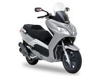 TGB X MOTION 125, 125CC SUPER SCOOTER, NEW, FINANCE AVAILABLE, TWO YEAR WARRANTY.