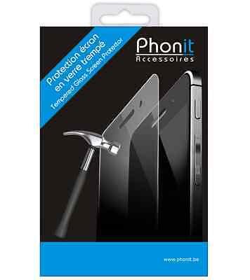 LG K8 - Film de protection écran en verre trempé - Phonit