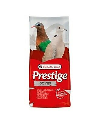 Versele Laga Prestige Turtle and Exotic Doves 20kg Dove Pigeon Food feed Seed