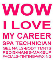 Nail Technicians AND Estheticians Needed!