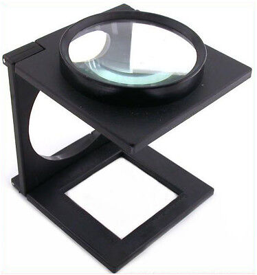 3X Folding Table Magnifier 2 1/2