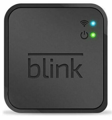 Blink XT2 Indoor/Outdoor Home Security Smart Camera Sync Module w/ Cord Plug