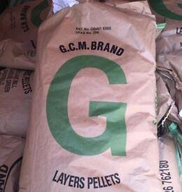 20kg layers pellets