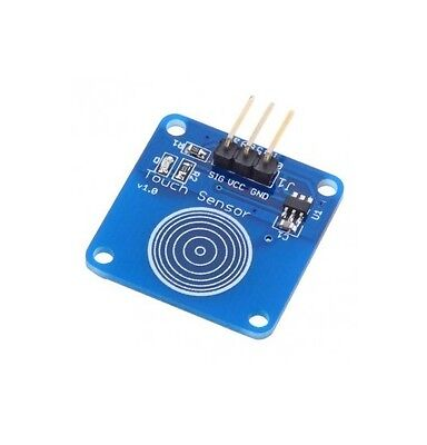 Ttp223b Digital Touch Sensor Capacitive Touch Switch Module For Arduino New