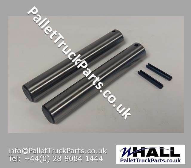 for 17mm Dia X10 axle Pallet Truck steer wheels// load rollers axle spacers