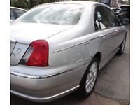 ((( LOW GUARANTEED MILEAGE-AUTOMATIC ))) ROVER 75 CONNOISSEUR AUTO 2.5 *MOT- 30/06/2018* EXCELLENT