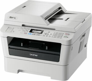 Brother MFC 7360N   laser printer, scanner,  copier,  fax