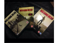The Walking Dead Seasons 1-3