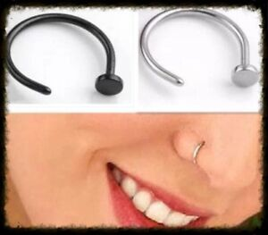 Stainless Steel Nose Ring