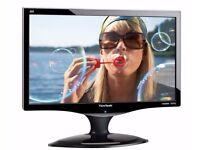 ViewSonic 22inch LCD monitor Full HD