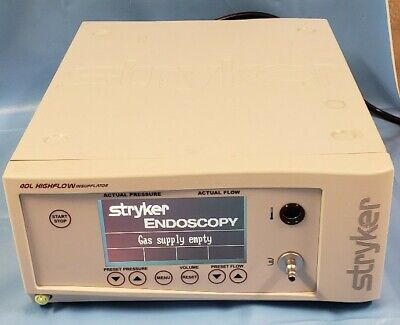 Stryker Highflow 40 L Core Insufflator