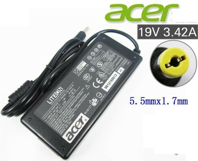 Acer 65W Laptop Chargers