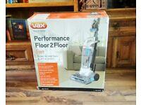 Vax pet vacuum cleaned / new in box